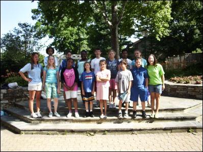 MaryMargaret and the Camp Kids